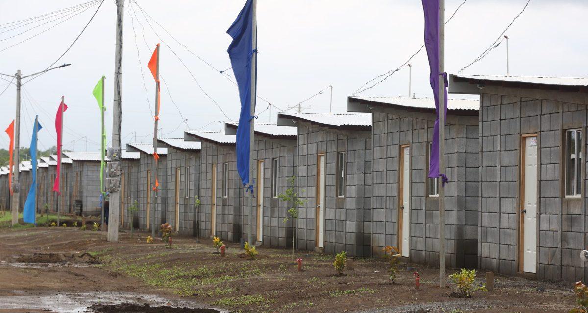 Avanza programa de construcción de viviendas en los municipios