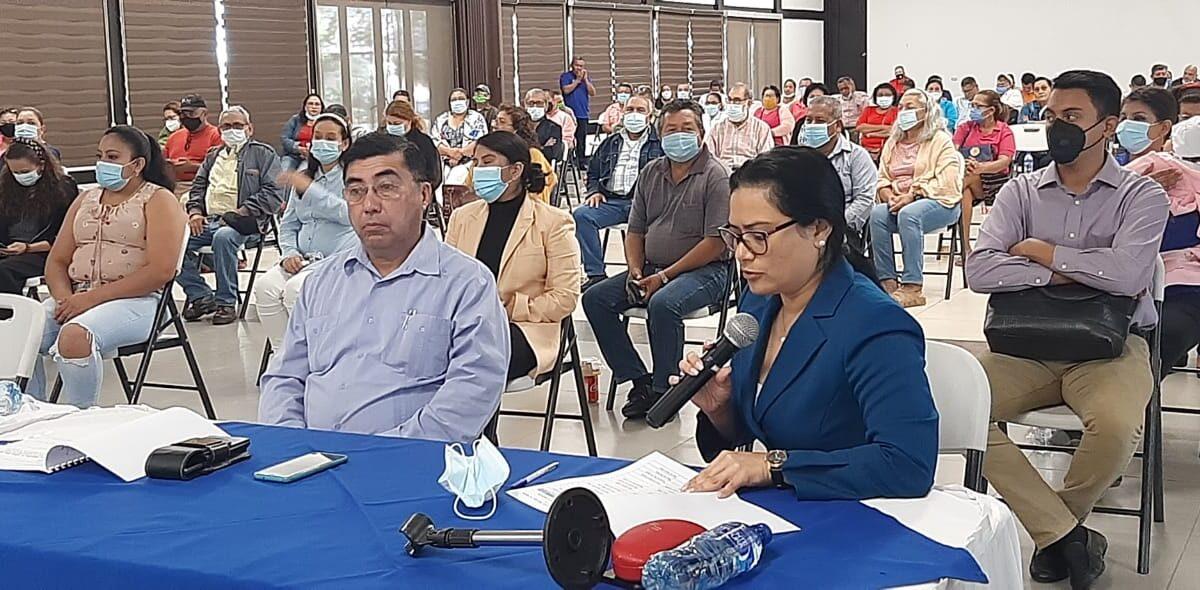 Seleccionan a 100 pobladores de Managua para ser jurados