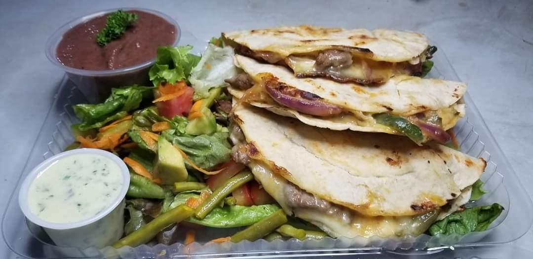 Sandwich Abarca's, una nueva oferta saludable de consumir comida rápida