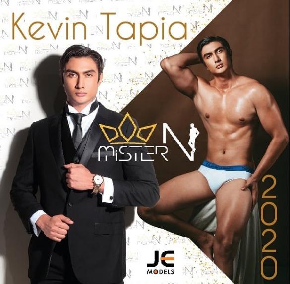 Kevin Tapia es el nuevo Mister Nicaragua 2020
