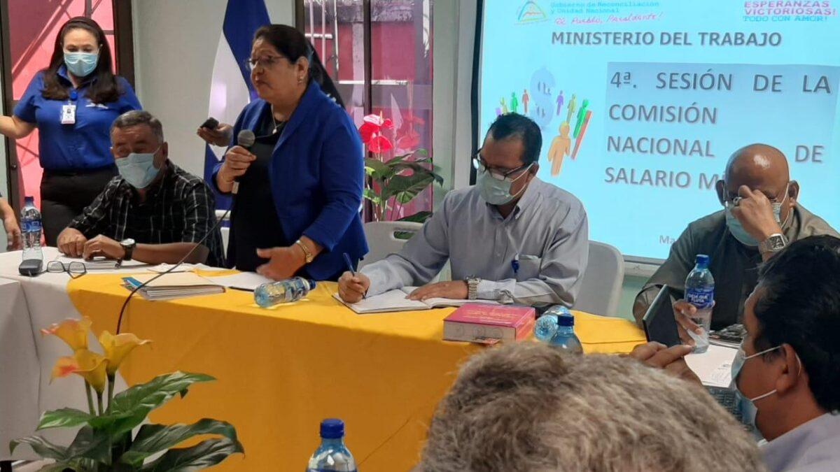 Sin acuerdos sobre el salario mínimo en Nicaragua