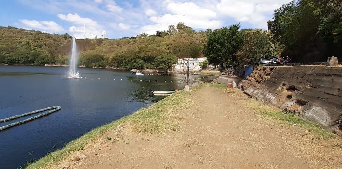 Jornadas periódicas de limpieza mantienen limpia la Laguna de Tiscapa