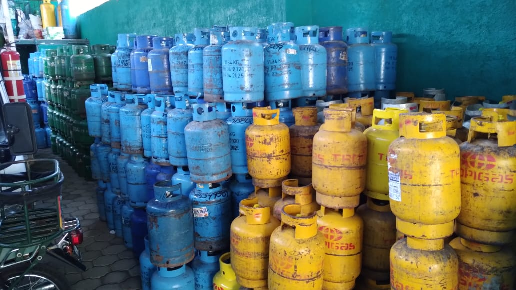 Sube el precio de los combustibles el gas licuado de petróleo