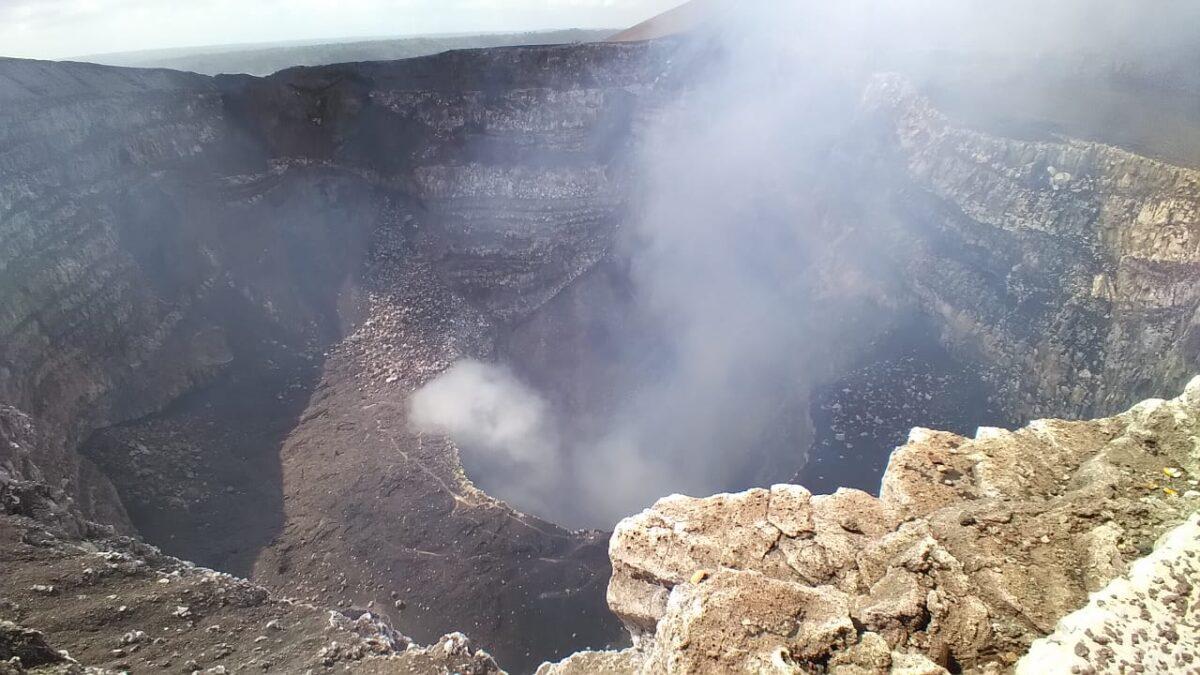 Santiago y senderos atraen turistas al Parque Nacional Volcán Masaya