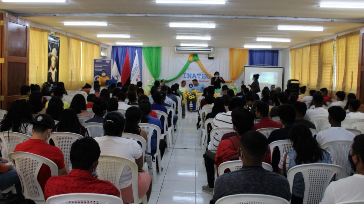 Educación técnica abre sus puertas en Ocotal