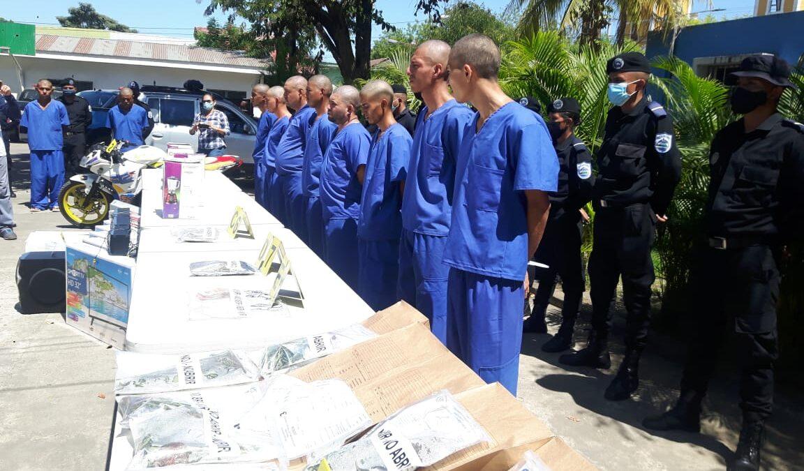 Policía Nacional da duro golpe a la delincuencia en Chinandega