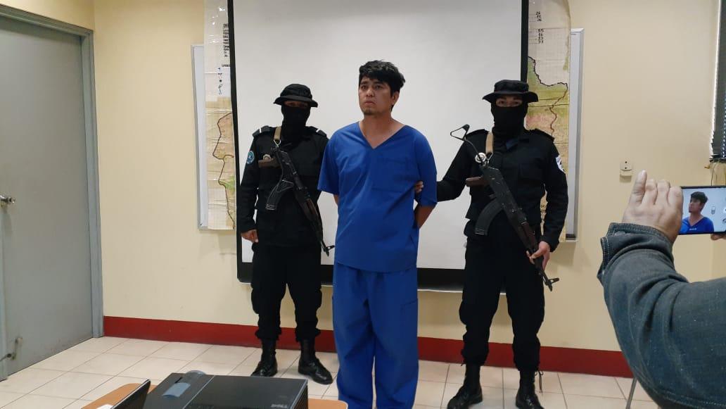 Salvaje que mató a su ex mujer en Nueva Segovia está tras las rejas