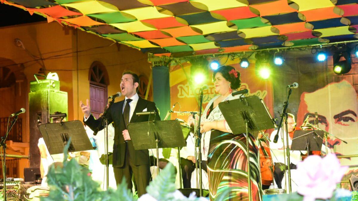 Todo un éxito II edición del Festival de las Artes Rubén Darío en León