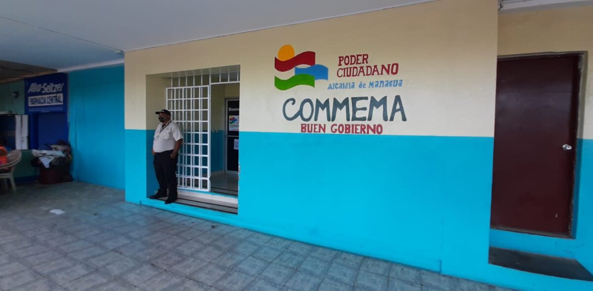 Nuevas oficinas de COMMEMA en el mercado Roberto Huembes