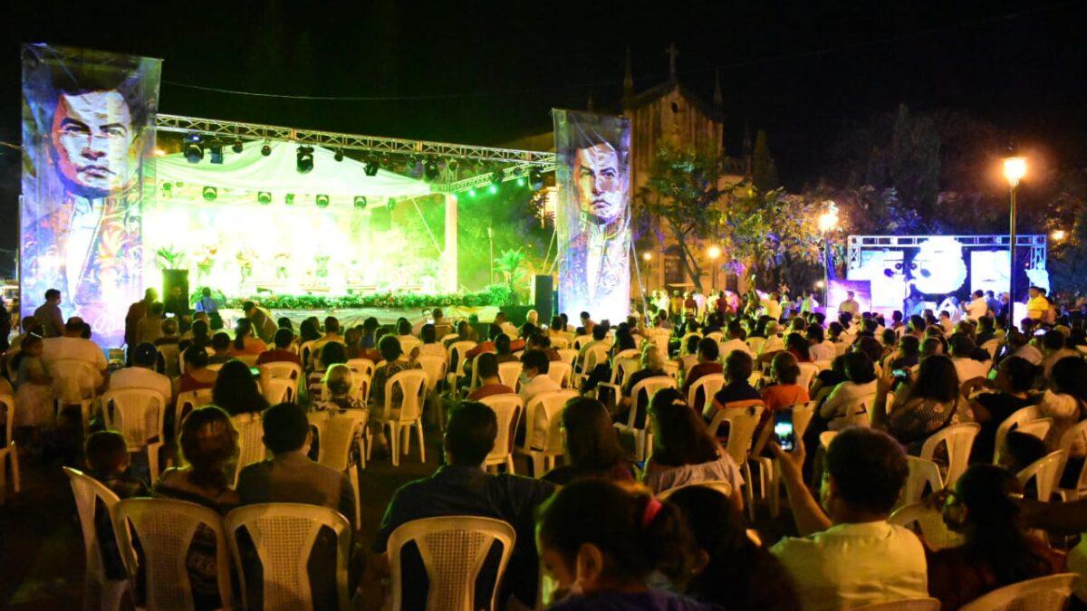 Finaliza II Festival Internacional de las Artes Rubén Darío en León