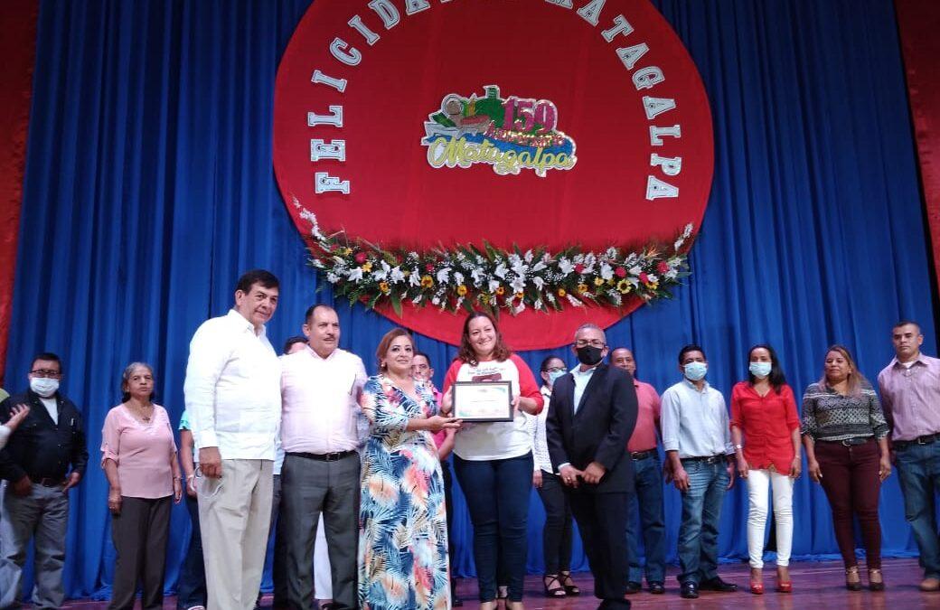 Matagalpa celebra su 159 aniversario de ser elevada a ciudad