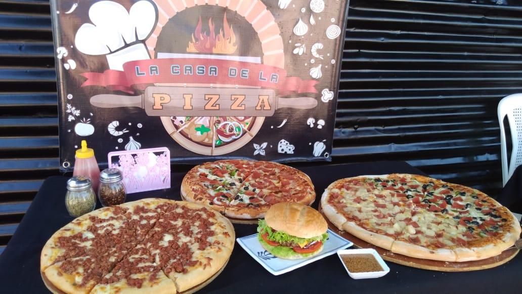 La Casa de la Pizza, un sueño hecho realidad