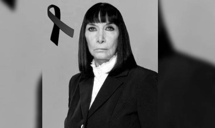 El mundo artístico llora la pérdida de Lucía Guilmáin