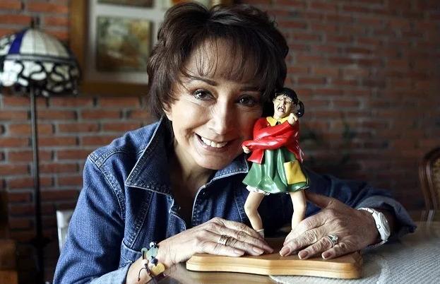 María Antonieta de las Nieves impacta al mostrar su esbelta figura