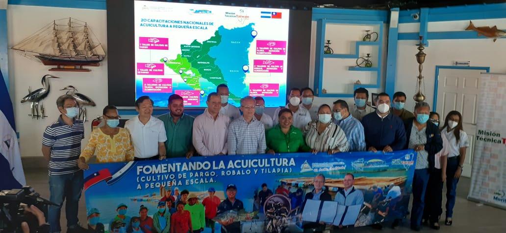 Inicia segunda fase del Programa Nacional de Maricultura