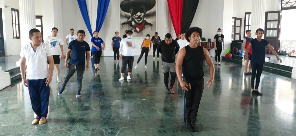 Instructores de danza se capacitan para mejorar competencias metodológicas
