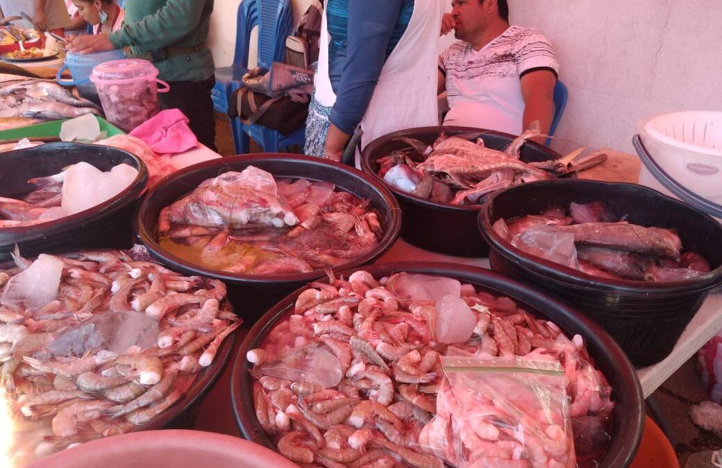 Aumenta el consumo de productos pesqueros