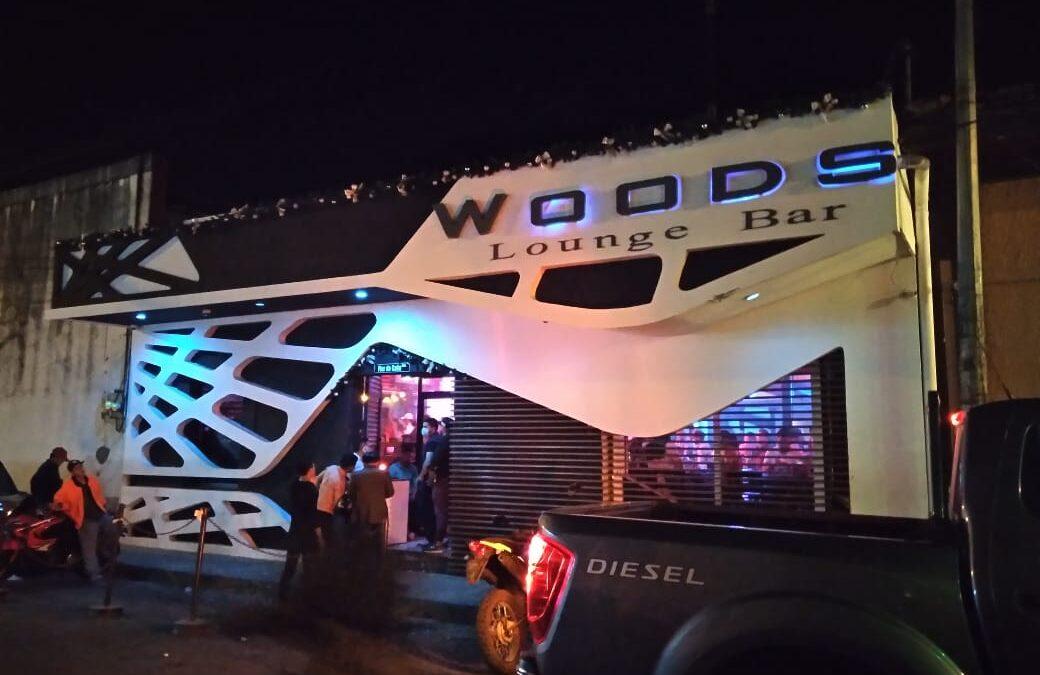 Woods Lounge Bar, catalogada como la mejor discoteca de Matagalpa