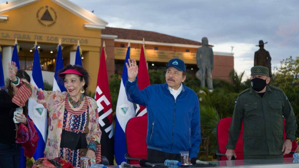 Presidente Ortega propone un acuerdo mundial para enfrentar la pandemia