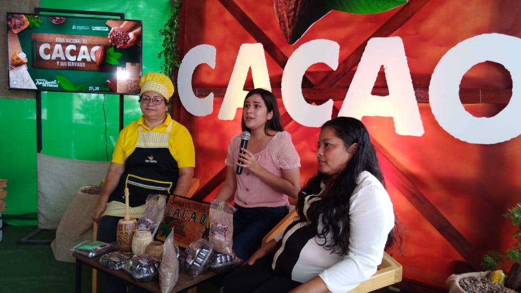 Disfrute riquísimas bebidas en la Feria Nacional del Cacao y sus derivados