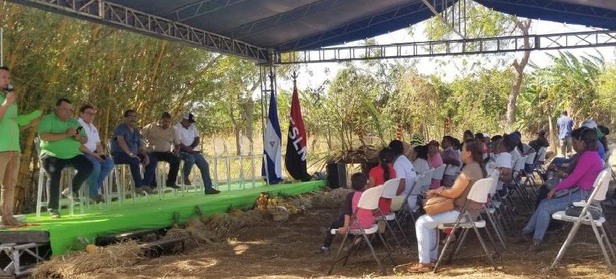 Lanzamiento departamental de las Escuelas Técnicas de Campo en Carazo