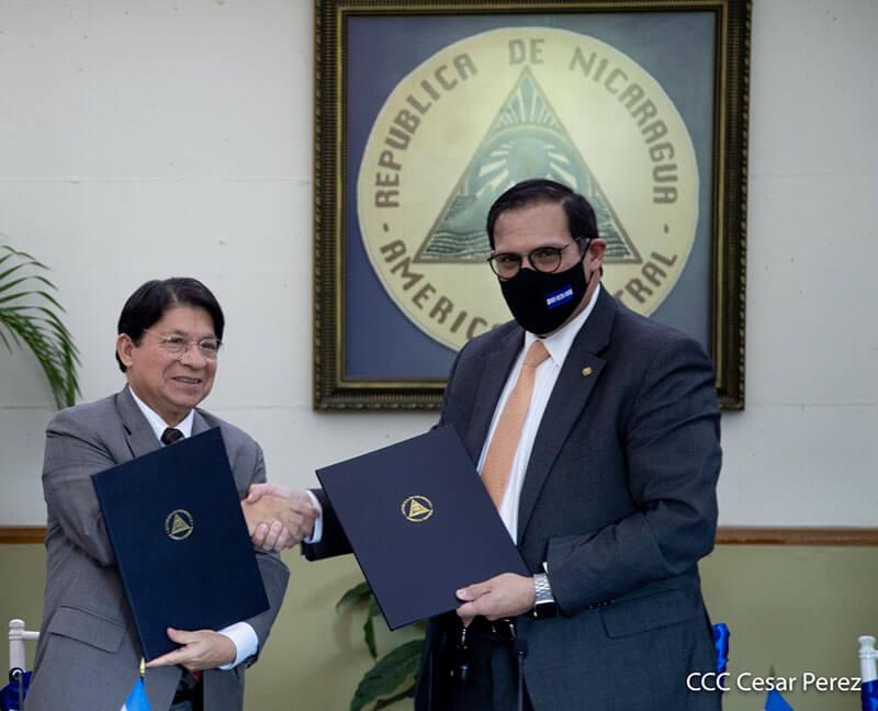 Funcionarios de Nicaragua y Honduras se reúnen para abordar temas de importancia