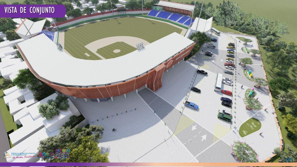 Darán a conocer qué empresa construirá nuevo estadio de béisbol de Masaya
