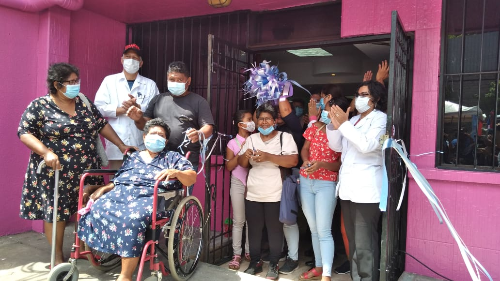 Managua cuenta con nuevo Centro de Atención para Personas con Adicciones