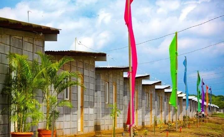 100 familias recibirán viviendas Bismarck Martínez en el Día Internacional de la Mujer