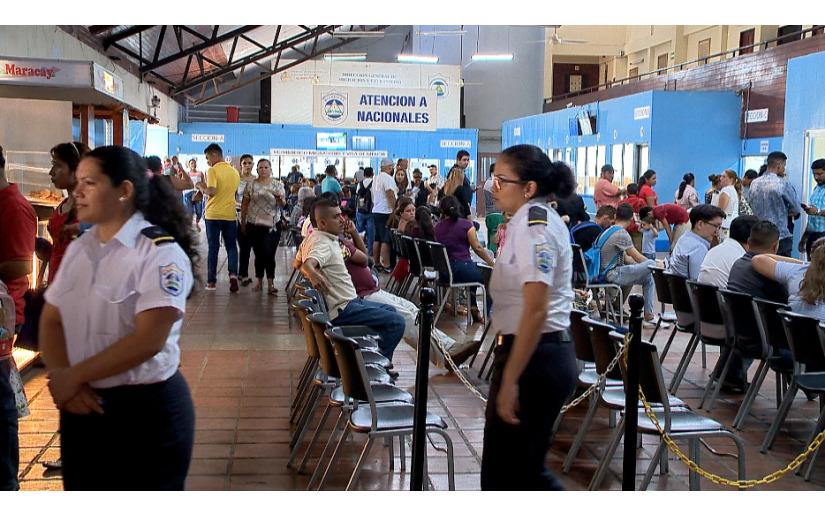Más de 96 mil atenciones ciudadanas brindaron funcionarios del ministerio de gobernación