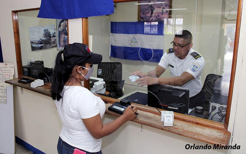 Funcionarios del Ministerio de Gobernación garantizan atención ciudadana en estas vacaciones
