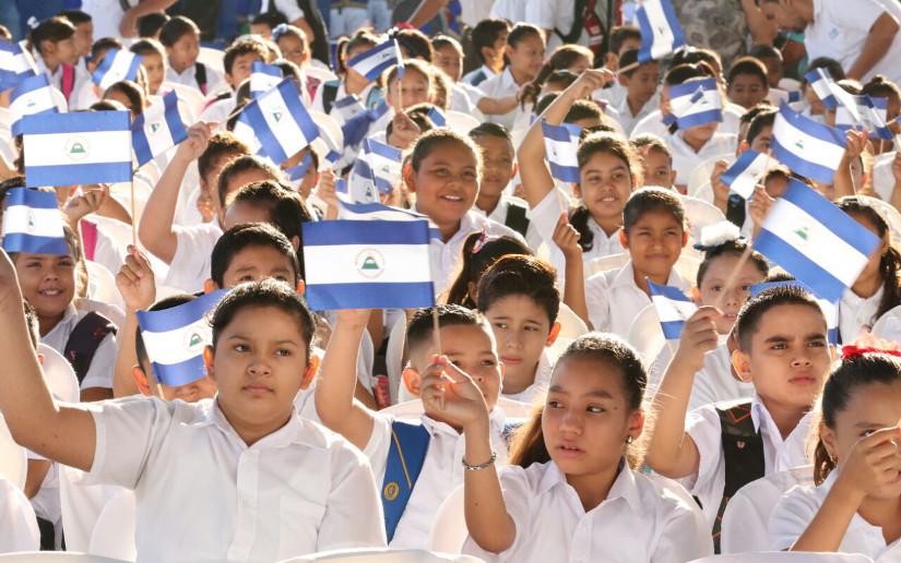 Continúan inversiones para mantener la educación de calidad en Nicaragua