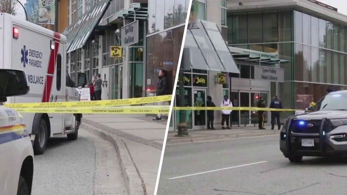 Canadá: un muerto y varios heridos tras ataque en una biblioteca
