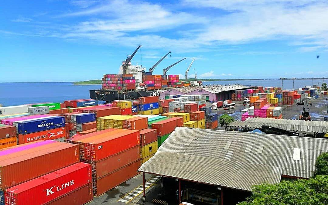 Actividad portuaria se mantiene dinámica en Nicaragua
