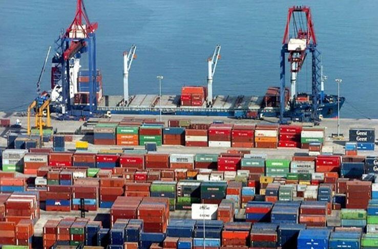 Llegan al país 16 buques internacionales de carga comercial en una semana