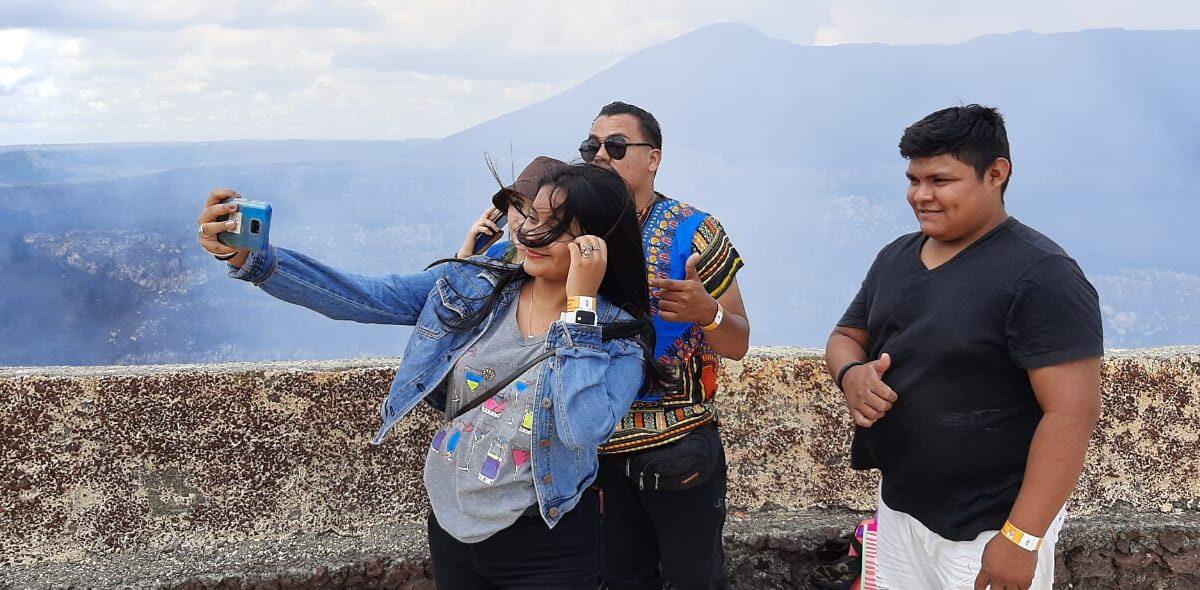 Volcán Masaya listo para recibir a turistas en Semana Santa