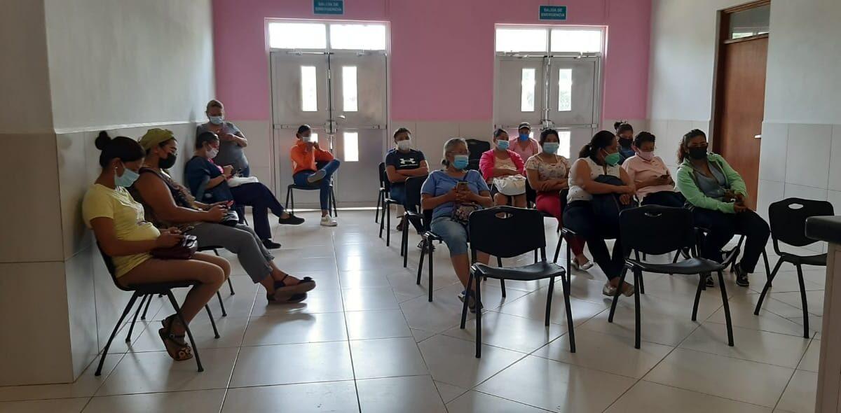 50 pacientes del hospital Bertha Calderón se les practica ultrasonido de mamas
