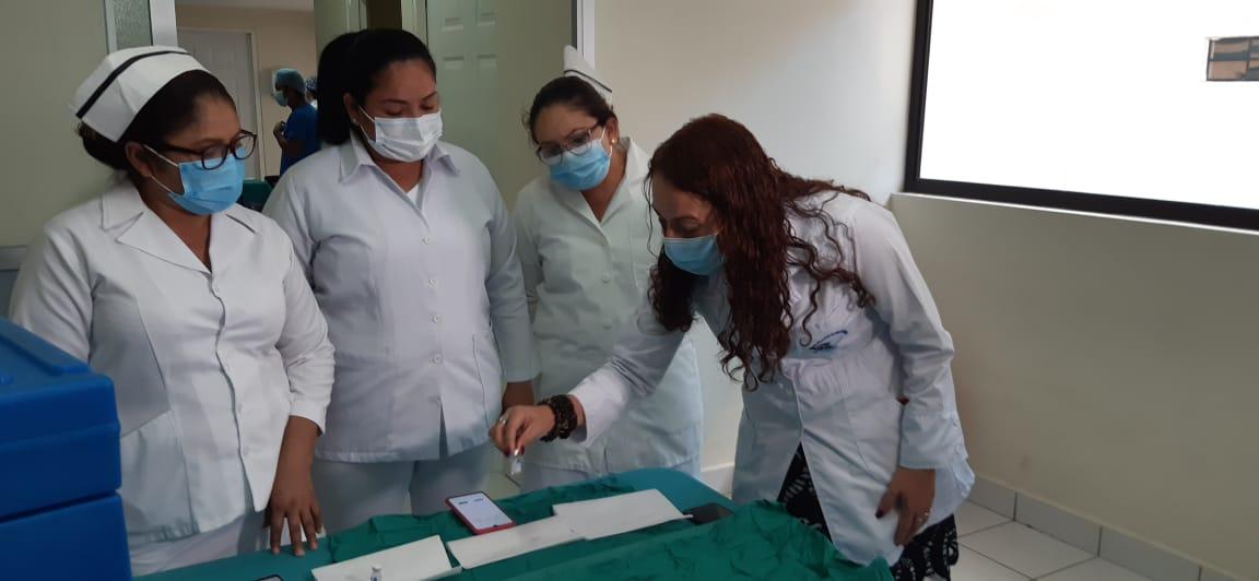 Exitosa vacunación contra la Covid-19 en Nicaragua, según autoridades sanitarias