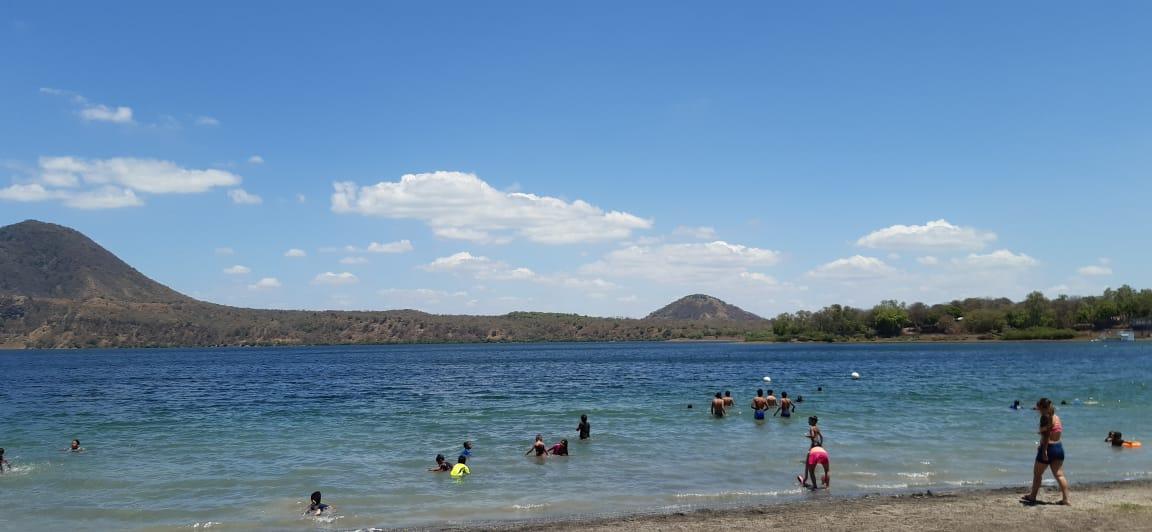 Xiloá: uno de los centros turísticos más populares en Managua