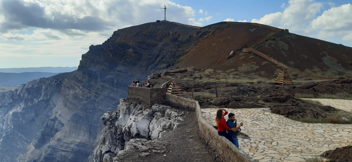Volcán Masaya, maravilla natural que debes conocer en Nicaragua