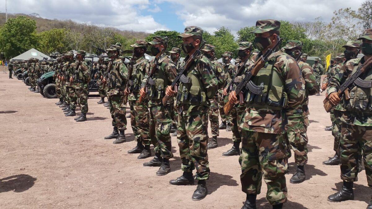 Presencia militar será permanente en zona cafetalera