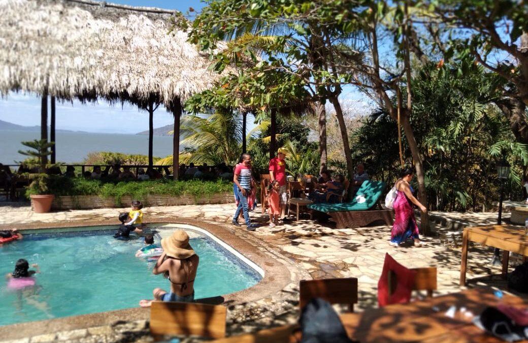 Momotombo Lake Resort, un atractivo turístico para disfrutar en familia