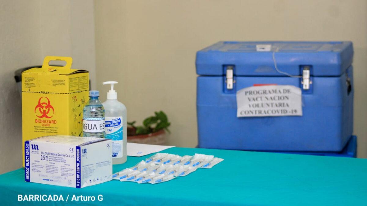 Nicaragua: continúa programa de vacunación voluntaria contra la Covid-19