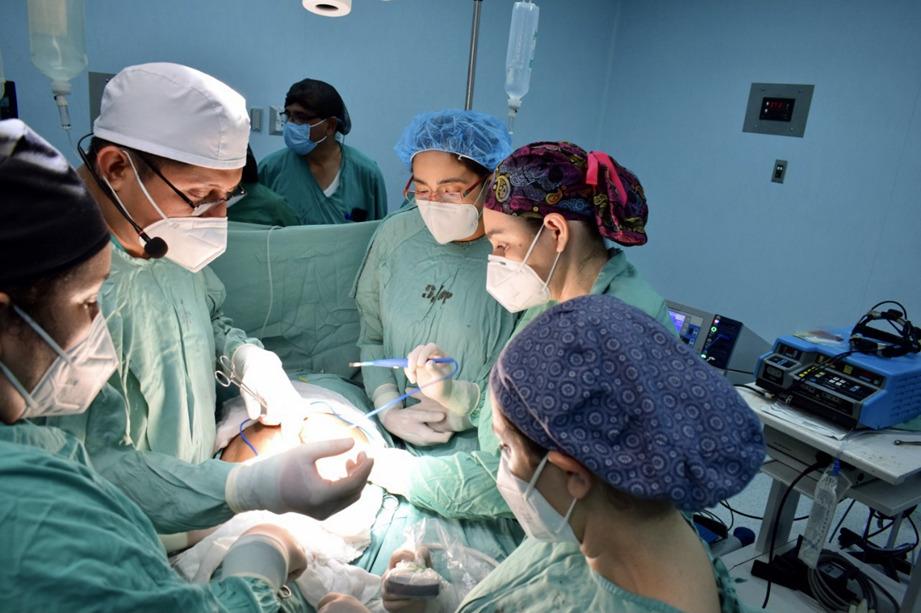 Vicepresidenta de Nicaragua destaca primera cirugía fetal en el vientre materno