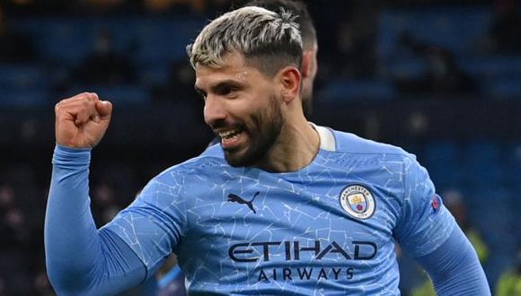Agüero se despide del Manchester City a finales de temporada