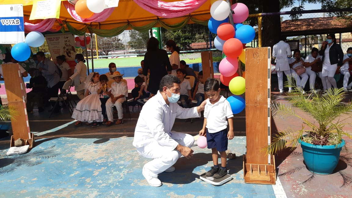 Inicia censo nutricional infantil en el departamento de Managua