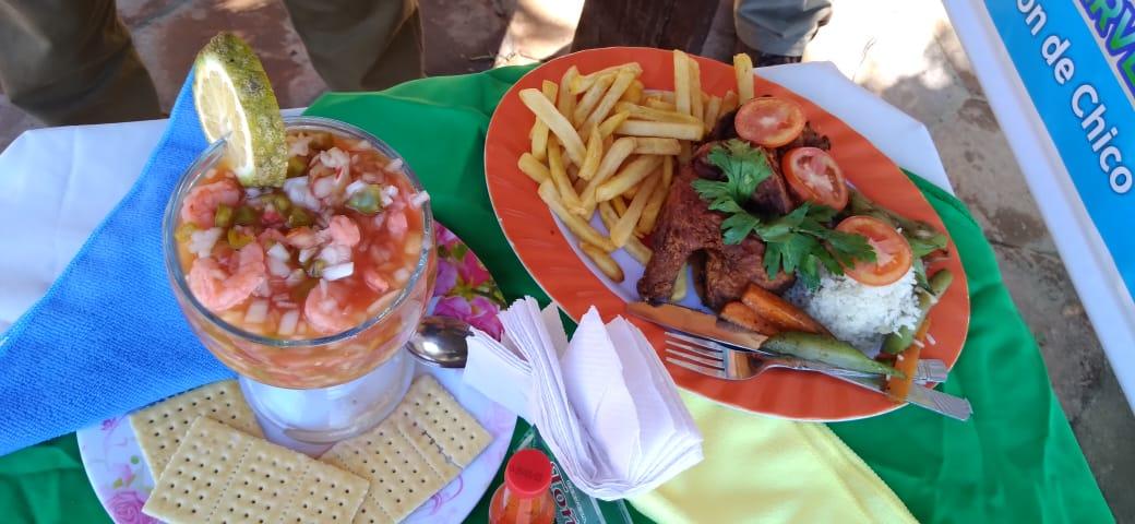Pescado frito desde los 100 córdobas, en el Rincón de Chico de Mateare