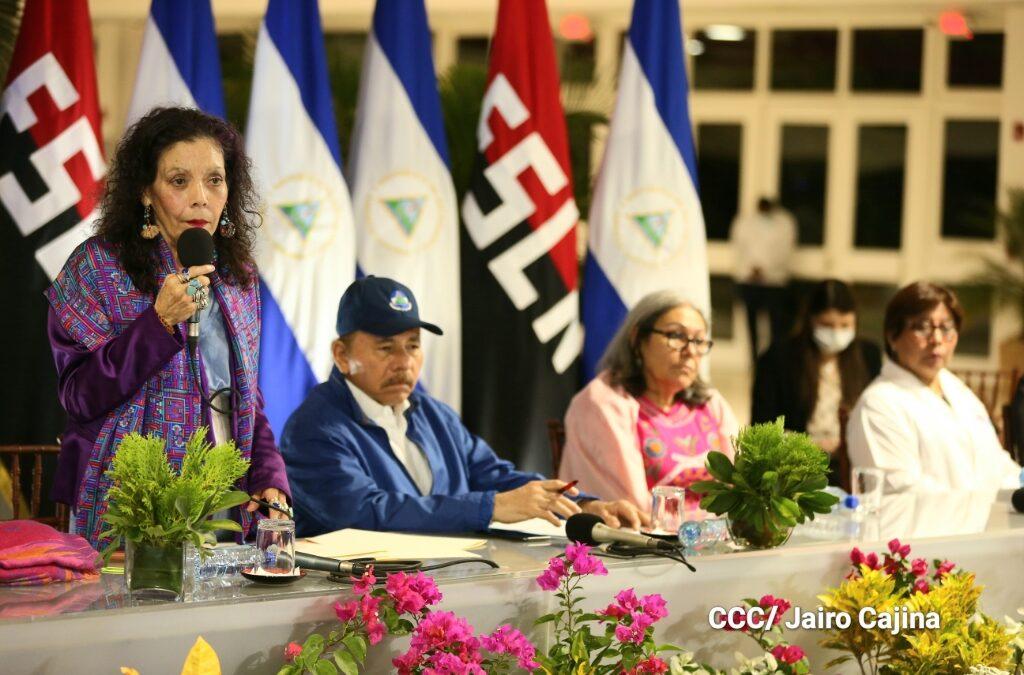 Nicaragua trabaja para erradicar la violencia contra las mujeres