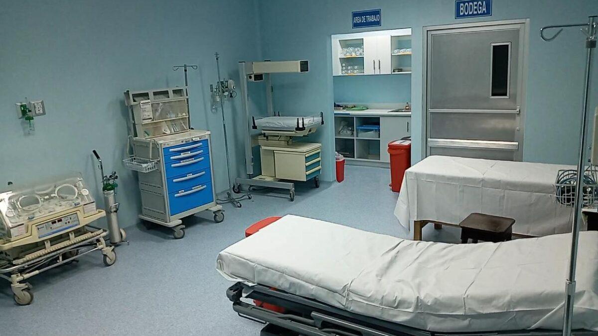 Carazo cuenta con nueva sala de emergencia pediátrica