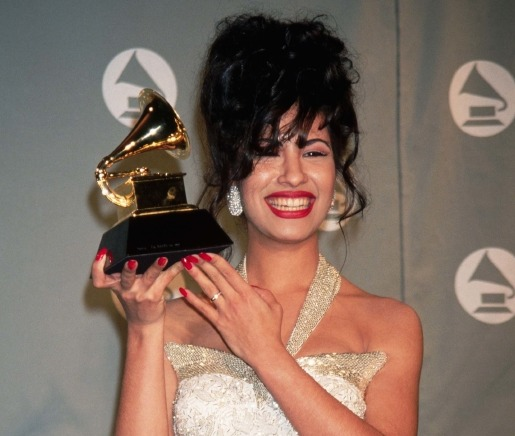 Selena recibirá un Grammy póstumo a casi 26 años de su muerte